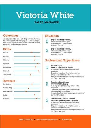 Mycvfactory-modern resume-188-ENG