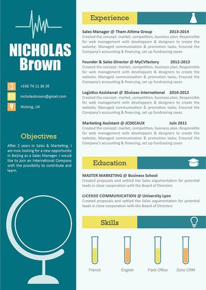 Mycvfactory-original resume-18-ENG