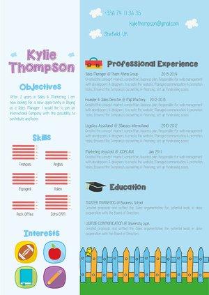 Mycvfactory-original resume-19-ENG