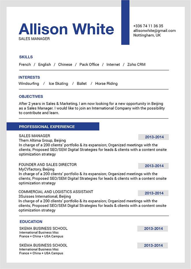 Mycvfactory-resume templates-216-ENG