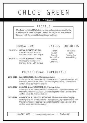 Mycvfactory-resume templates-224-ENG