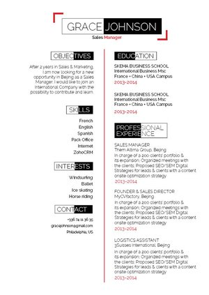 Mycvfactory-modern resume-238-ENG