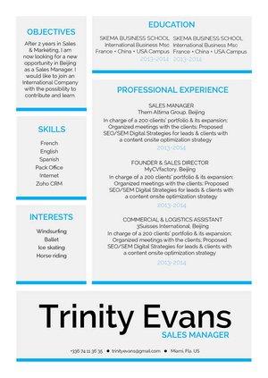 Mycvfactory-modern resume-253-ENG