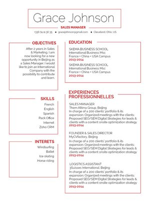 Mycvfactory-modern resume-258-ENG