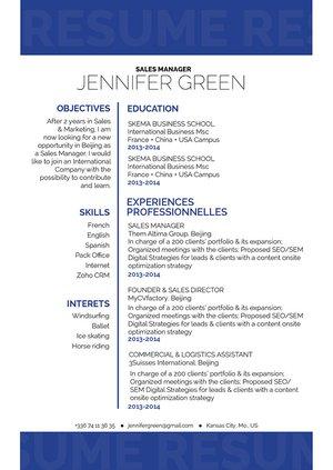 Mycvfactory-modern resume-259-ENG