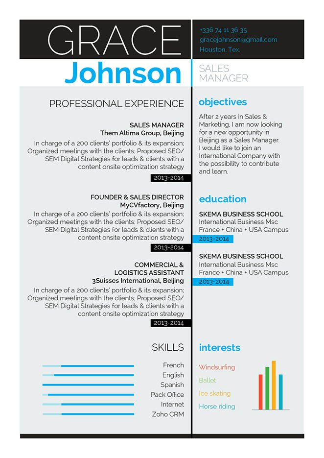 Mycvfactory-original resume-273-ENG