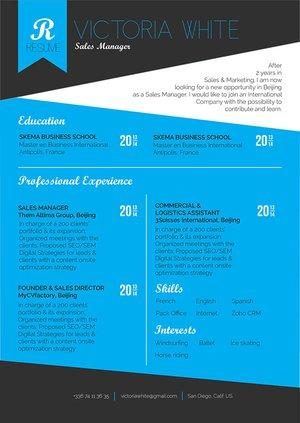 Mycvfactory-resume templates-277-ENG