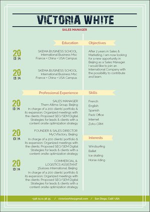 Mycvfactory-resume templates-281-ENG