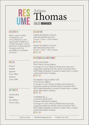 Mycvfactory-resume templates-289-ENG