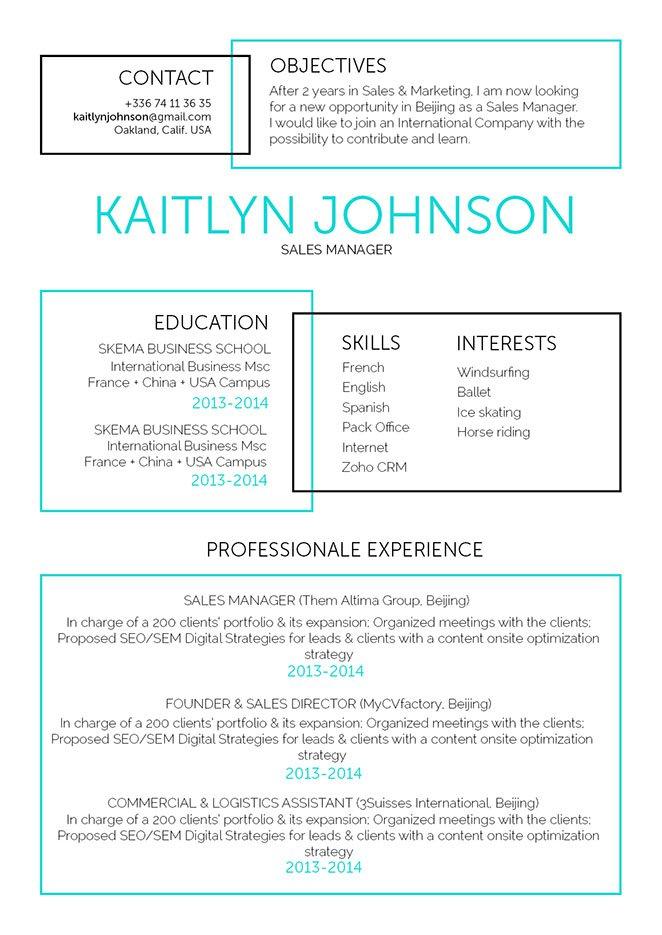 Mycvfactory-resume templates-294-ENG