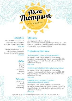 Mycvfactory-original resume-313-ENG