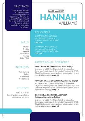 Mycvfactory-resume templates-321-ENG