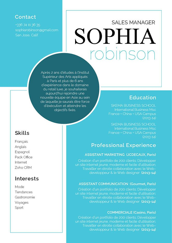 Mycvfactory-modern resume-322-ENG