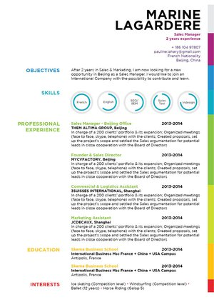 Mycvfactory-modern resume-39-ENG