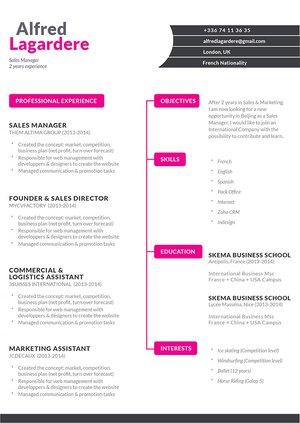 Mycvfactory-modern resume-48-ENG