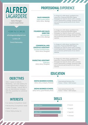 Mycvfactory-modern resume-50-ENG