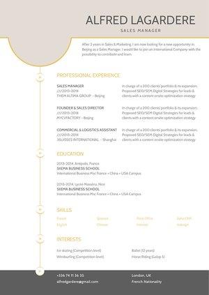 Mycvfactory-modern resume-56-ENG