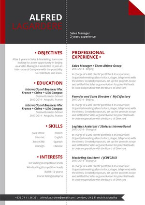 Mycvfactory-modern resume-60-ENG