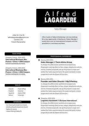 Mycvfactory-modern resume-69-ENG