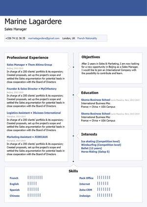 Mycvfactory-original resume-72-ENG