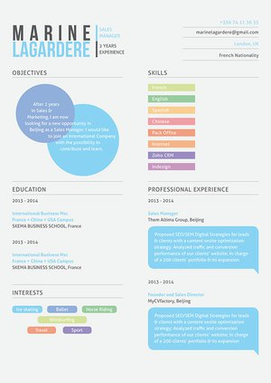 Mycvfactory-original resume-74-ENG