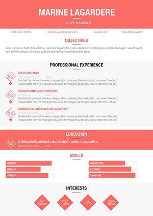 Mycvfactory-modern resume-82-ENG