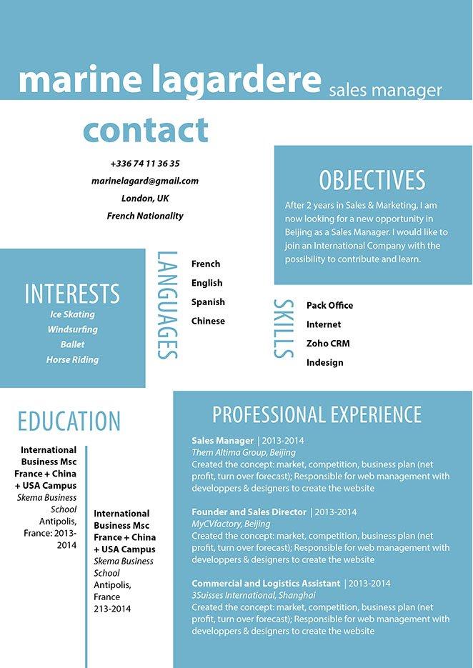 Mycvfactory-original resume-88-ENG