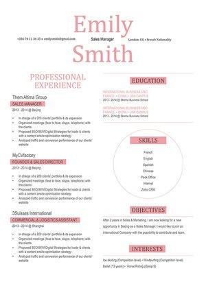 Mycvfactory-modern resume-94-ENG