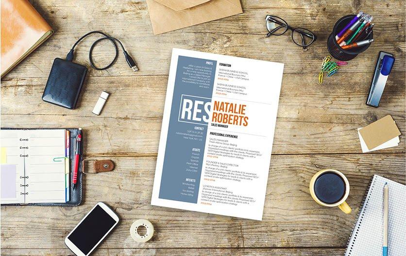 Mycvfactory-modern resume-262-ENG