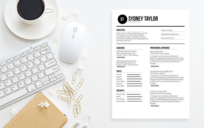 Mycvfactory-modern resume-265-ENG